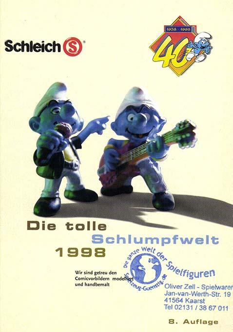 Каталог Шляйх 1998