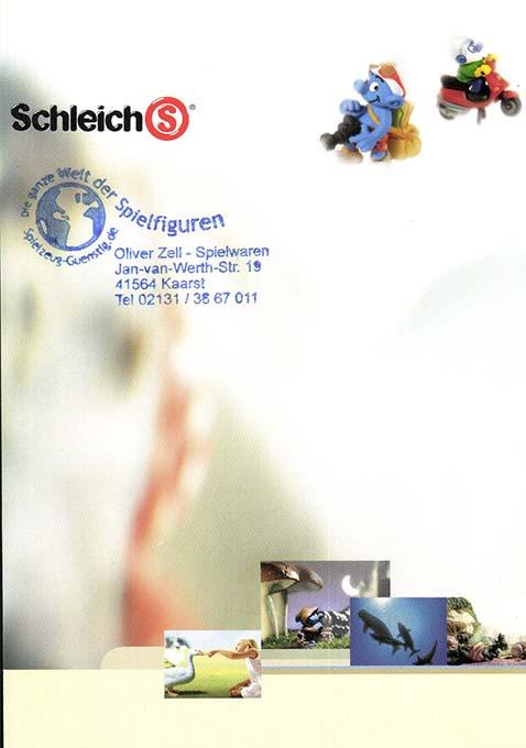 Каталог Шляйх 1999