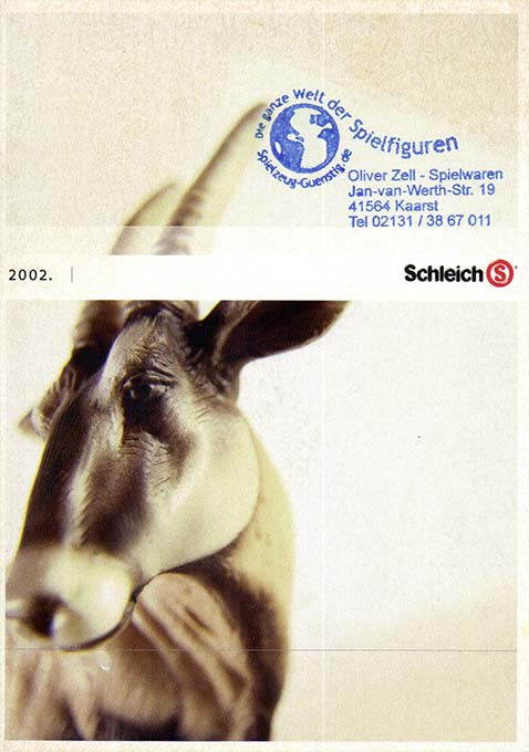 Каталог Шляйх 2002