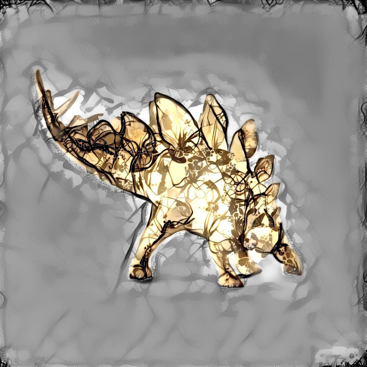 Стегозавр Schleich